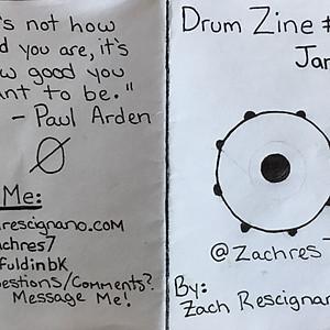 Drum Zine #2