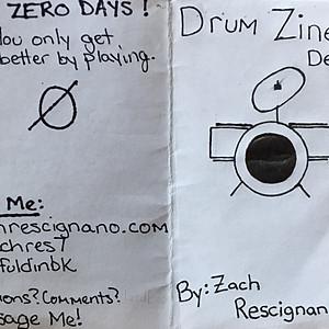 Drum Zine #1