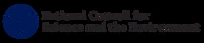NCSE logo Navy and black-transparent bac