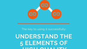 5 Elements of High Quality Backlinks