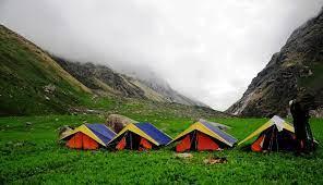 Best Spots for Camping In Uttarakhand