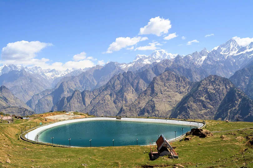 best places to visit in Auli