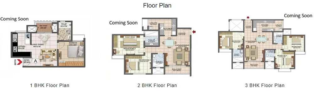 Godrej Hill Retreat Mahalunge - 1, 2, 3 and 4 BHK Apartments In Pune