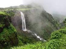 Madhe Ghat Waterfall