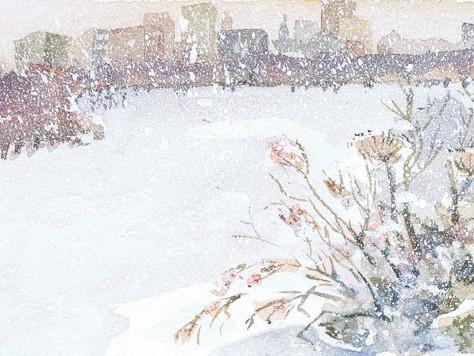 Homeschooling - Winter und Schnee Teil 4
