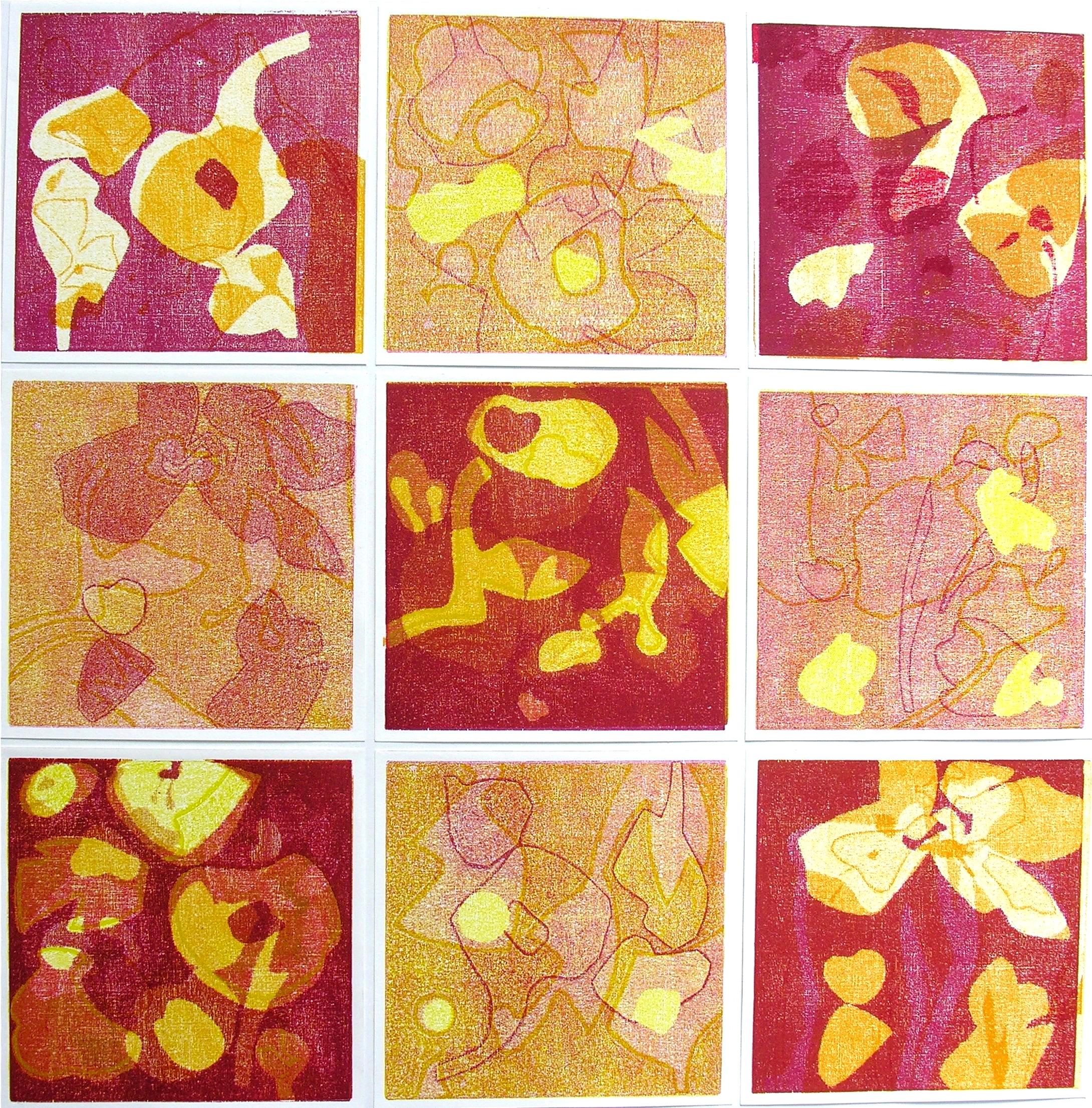 541 9 er Collage