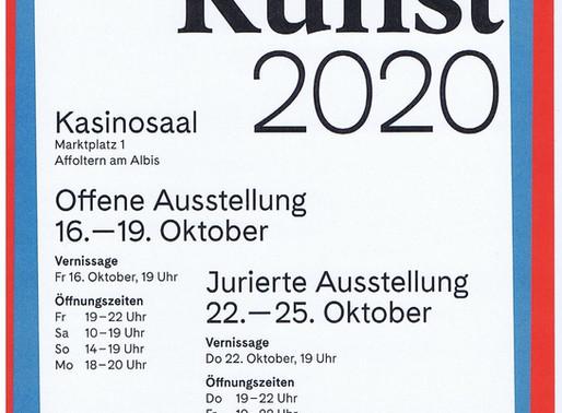 Ausstellung Aemtler Kunst 2020