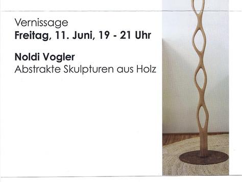 Ausstellung in der Galerie Märtplatz