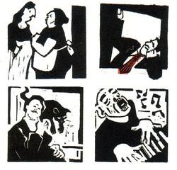 24-25-27-28  Collage 30 x 30 cm