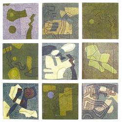 9 er Collage