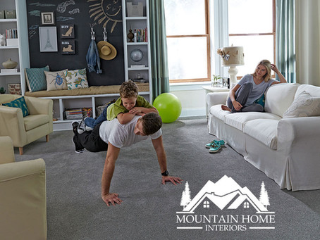 Choosing the Right Carpet for your Rim Country Mountain Home