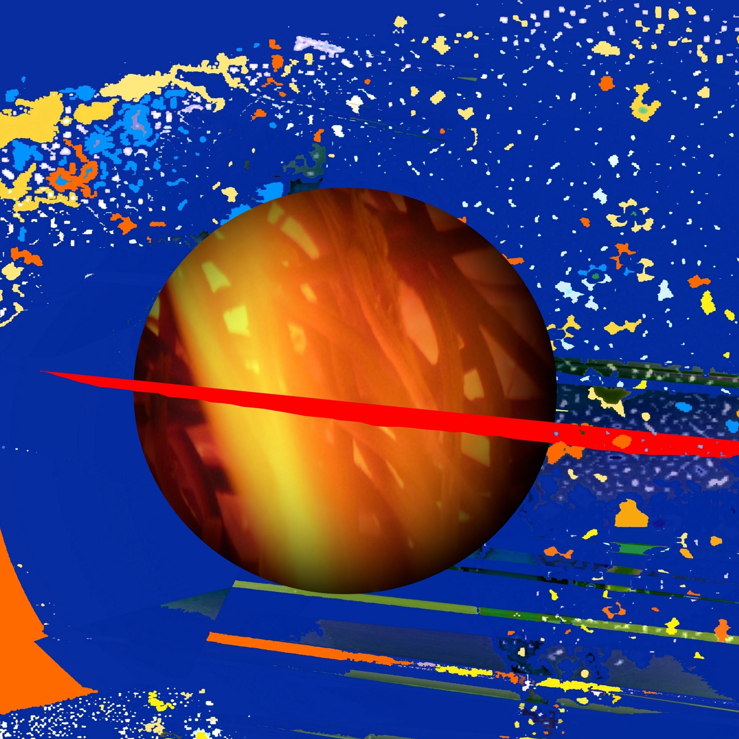 im All heisser Planet Quadrat