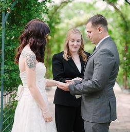 wedding officiant boise