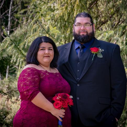 Kathryn Albertson Park - Hush Wedding Photography