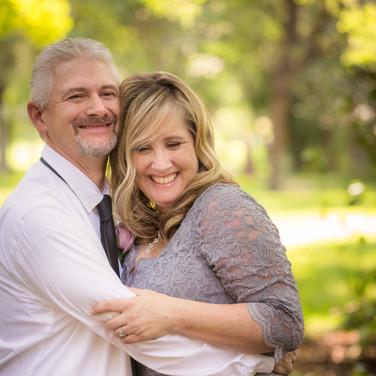 Idaho Fallen Firefighters Memorial Park - Hush Wedding Photography
