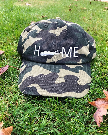 dad hat in camo