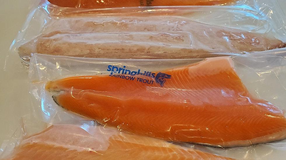 SAMPLER BOX: Trout, Char & Pickerel