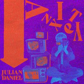 "Julian Daniel ""Anxiety"" Cover Art"