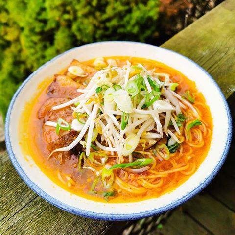 Bun Bo Hue, a popular Vietnamese soup
