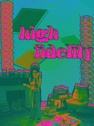 High Fidelity Poster (featured as cover image for op-ed)