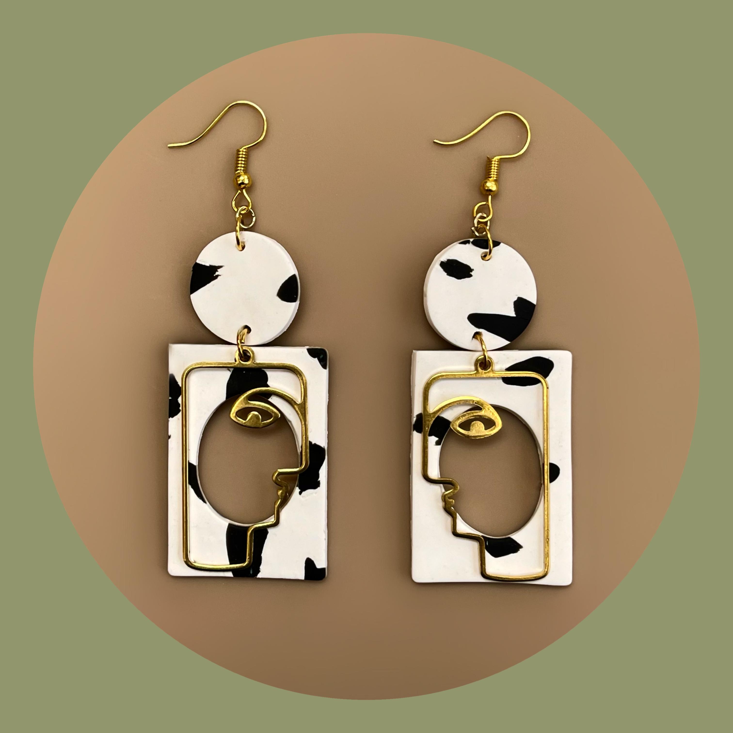Atziri Pitaya Earrings