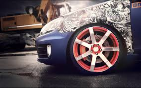 VW USED MAG WHEELS