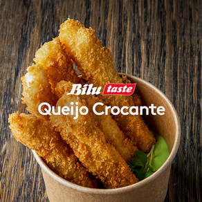 Bilu Taste - Queijo Crocante