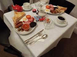 Breakfast in Skipton