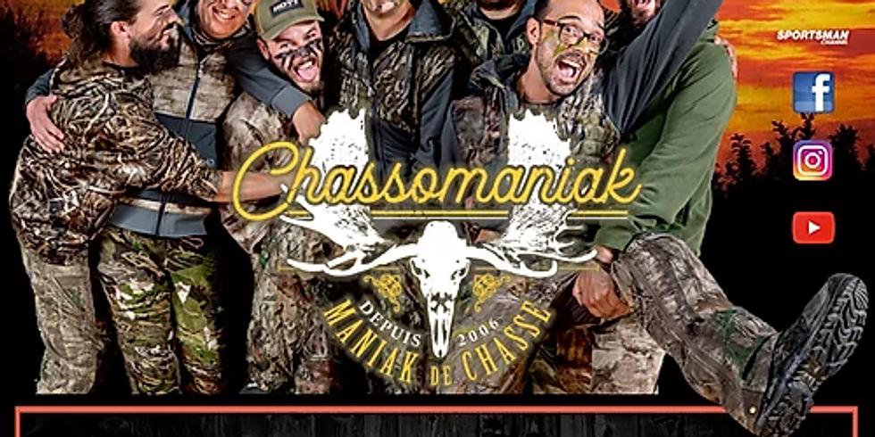 Chassomaniak - Clarence Creek