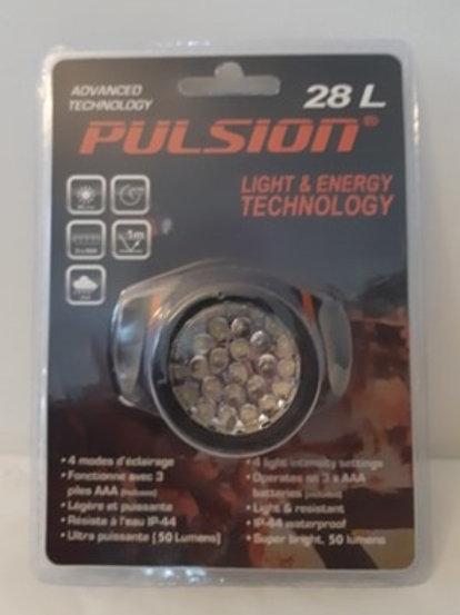 Pulsion Headlamp