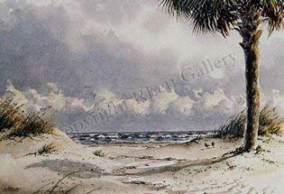 Beach Palmetto