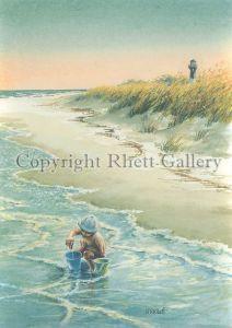 Child at Beach
