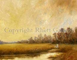 Autum Marsh-Golden