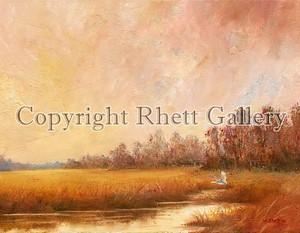 Autum Marsh