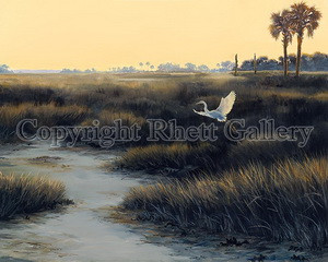 LOWCOUNTRY MARSH, RIGHT