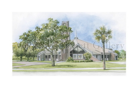 Parris Island Chapel
