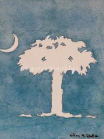 SC Flag-Light Blue