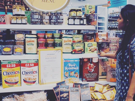 The Ultimate Indian Grocery Shopping Checklist!