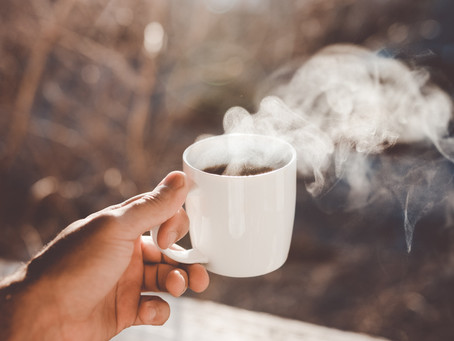 5 signs that you need to slow down and smell the coffee!