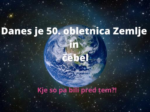 Ali je Zemlja stara šele 50 let?