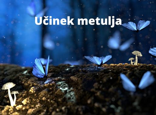 Učinek metulja