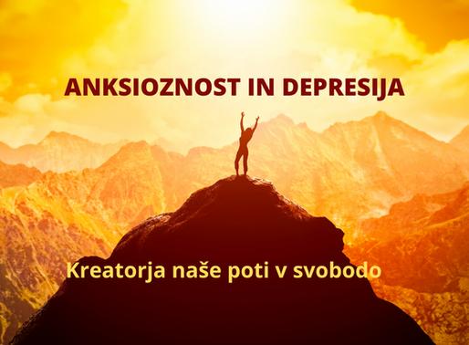 ANKSIOZNOST IN DEPRESIJA - NAŠI VODIČI
