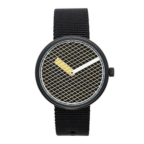 Moire Kinetic Pattern HOC Watch