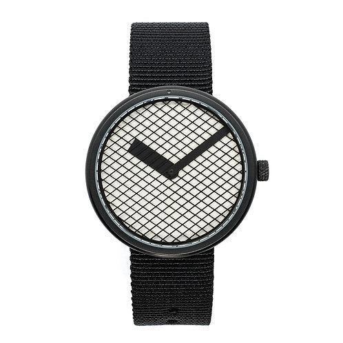 Moire Kinetic Pattern HOA Watch