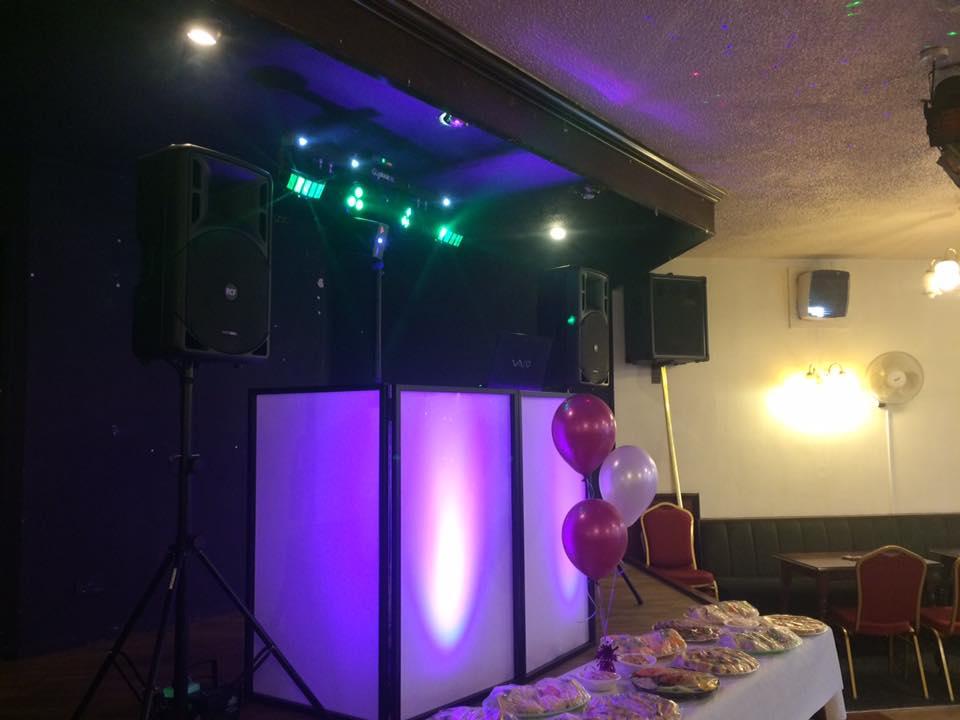 Karaoke Disco Nethergreen WMC