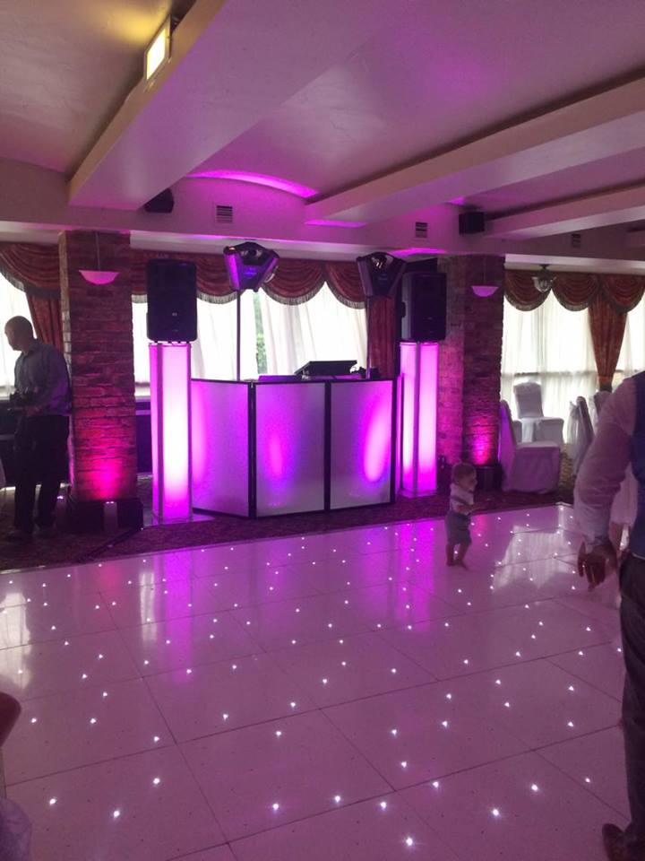 Wedding Disco Garrison Hotel
