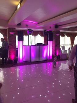 Wedding Disco Garrison Hotel