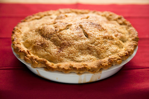 """9"""" Classic Apple Pie by Whisked"""