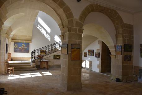 Expo Jude au château de Loyat