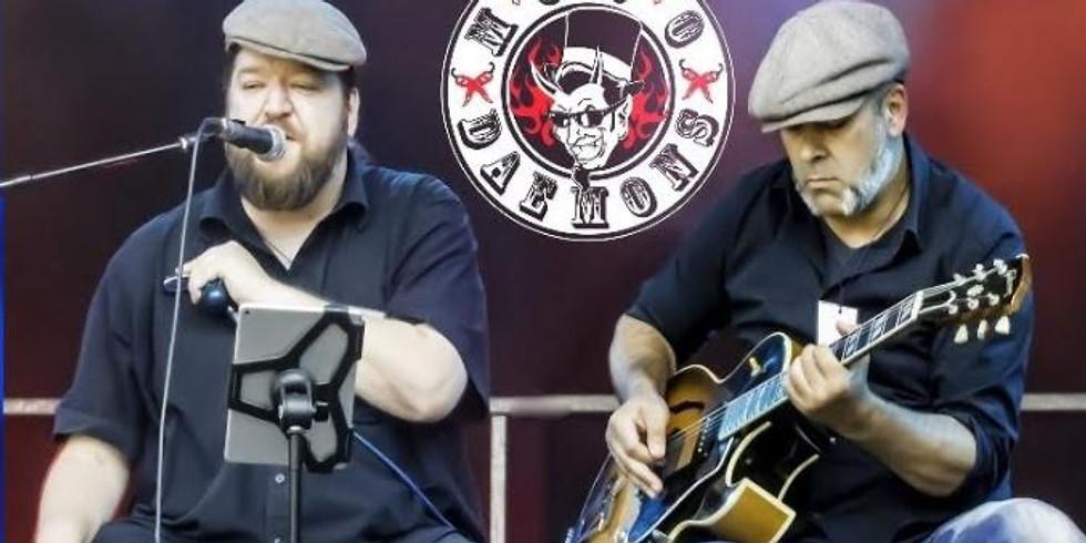 The Mojo Deamons in concert